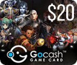 GoCash Game Card $20