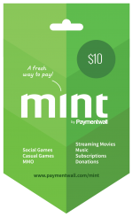 Mint Gift Card $10