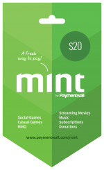 Mint Gift Card $20
