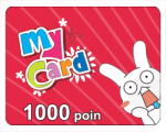 MyCard 1000 Points