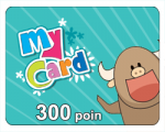 MyCard 300 Points