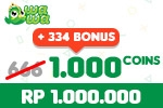 Voucher Wawa Games 1000 Coins