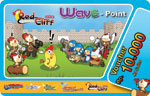 Voucher Wave POINT 10.000