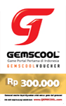 Voucher Gemscool 30,000 G-Cash